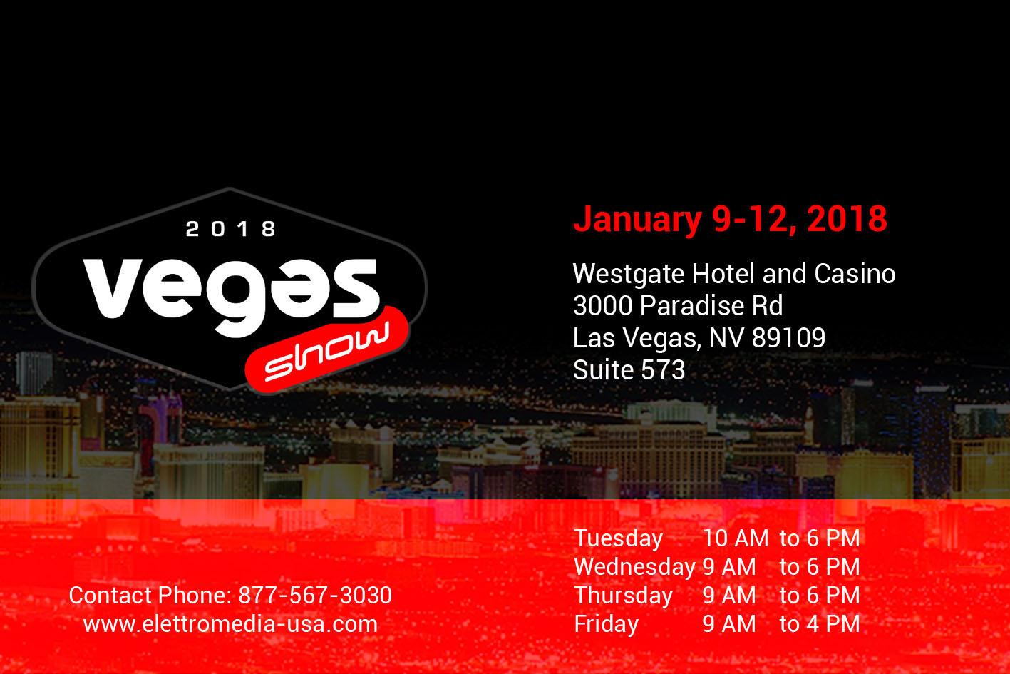 Audison Vegas Show 2018
